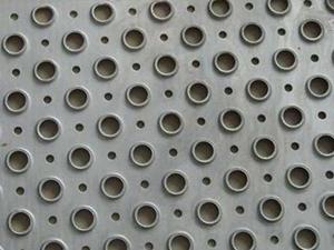 圆孔防滑板